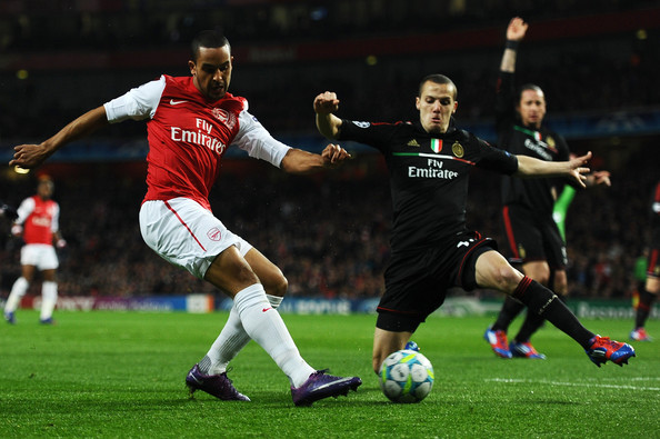 Image result for arsenal vs ac milan