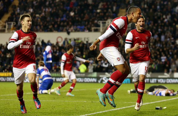 Reading v Arsenal - Capital One Cup Fourth Round []
