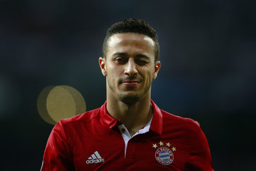 Thiago Alcantara Real Madrid CF v FC Bayern Muenchen - UEFA Champions League Quarter Final: Second Leg
