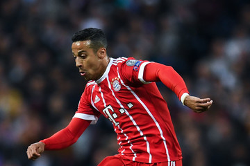Thiago Alcantara Real Madrid Vs. Bayern Muenchen - UEFA Champions League Semi Final Second Leg
