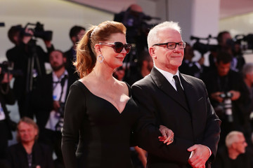 Thierry Fremaux 'The Leisure Seeker' (Ella & John) Premiere - 74th Venice Film Festival