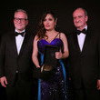 Thierry Fremaux Kering Women In Motion Awards Inside Dinner - The 74th Annual Cannes Film Festival