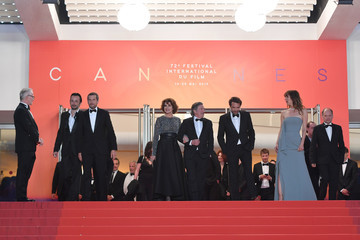 Thierry Fremaux 'Le Belle Epoque' Red Carpet - The 72nd Annual Cannes Film Festival