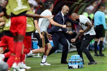 Thierry Henry Brazil vs. Belgium: Quarter Final - 2018 FIFA World Cup Russia