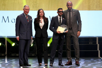 Thierry Henry The Prince's Trust Celebrate Success Awards