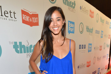 Seychelle Gabriel The Thirst Project 3rd Annual Gala