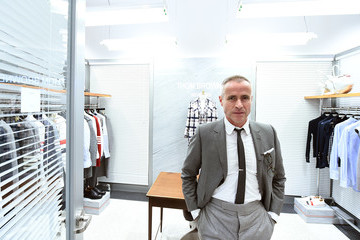 Thom Browne Surface Magazine Presents Design Dialogues No. 37 Featuring Thom Browne And Alina Cho