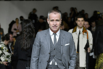 Thom Browne Seen Around - February 2020 - New York Fashion Week: The Shows - Day 5