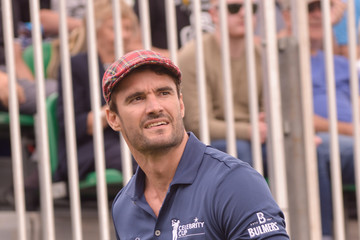 Thom Evans Celebrity Cup at Celtic Manor Resort - Day One