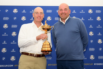 Thomas Bjorn Previews - 42nd Ryder Cup 2018