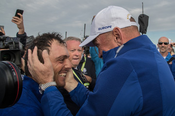 Thomas Bjorn 2018 Ryder Cup - Singles Matches
