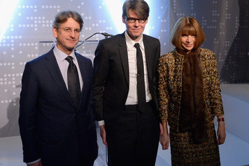 Thomas Campbell Costume Institute's 'Manus x Machina' Exhibition Press Presentation