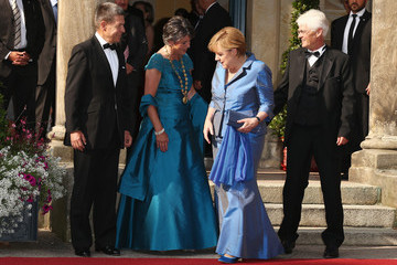 Thomas Erbe Arrivals at the Bayreuth Festival Opening