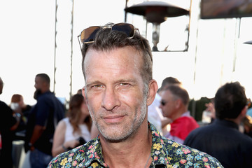 Thomas Jane BuzzFeed & The CW Present SRSLY The Best Damn Superhero Party!