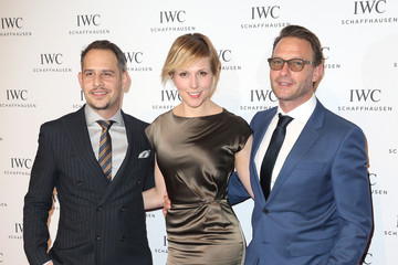Thomas Kretschmann IWC Schaffhausen at SIHH 2016 - 'Come Fly With Us' Gala Dinner