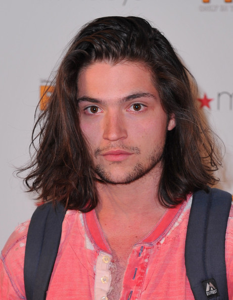 thomas mcdonell pictures   disney s cast of prom signing