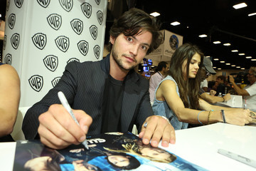 Thomas McDonell Warner Bros Entertainment at Comic-Con International 2013 - Day 2