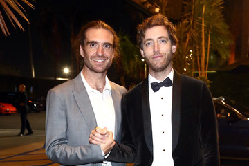 Thomas Middleditch Michael Che and Colin Jost's Emmys After Party Presented by Google