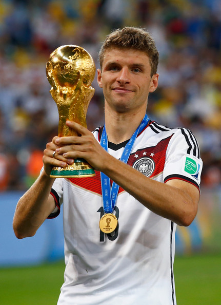 Argentina And Brasil Are Both Extremely By Thomas Muller