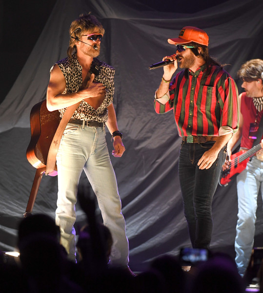 Dierks Bentley Performs With Jon Pardi And Tenille Townes In Concert - Nashville, Tennessee
