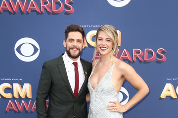 Thomas Rhett 53rd Academy Of Country Music Awards - Arrivals