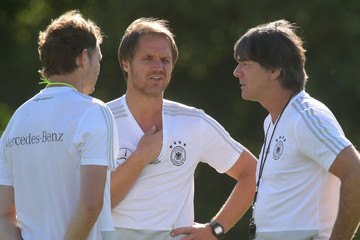 Thomas Schneider Germany Training And Press Conference
