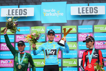 Thomas Voeckler Tour of Yorkshire - Day Three