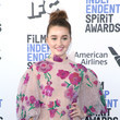Thomasin McKenzie 2020 Film Independent Spirit Awards  - Arrivals