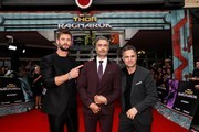 Mark Ruffalo Taika Waititi Photos Photo