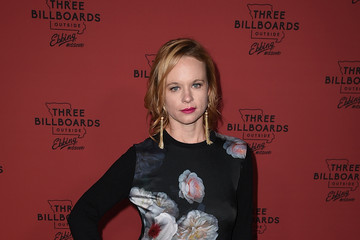 Thora Birch Premiere Of Fox Searchlight Pictures' 'Three Billboards Outside Ebbing, Missouri' - Arrivals