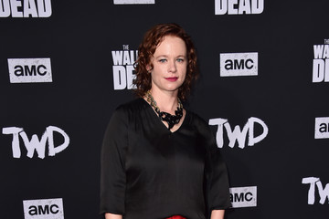 Thora Birch Special Screening Of AMC's 'The Walking Dead' Season 10 - Arrivals