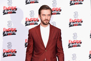 Actor Dan Stevens attends the THREE Empire awards at The Roundhouse on March 19, 2017 in London, England.