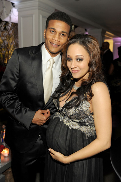 tia mowry and cory hardrict wedding pictures. In This Photo: Tia Mowry, Cory