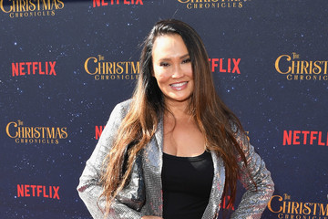 Tia Carrere Premiere Of Netflix's 'The Christmas Chronicles' - Arrivals