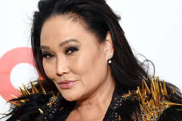 Tia Carrere 28th Annual Elton John AIDS Foundation Academy Awards Viewing Party Sponsored By IMDb, Neuro Drinks And Walmart - Red Carpet