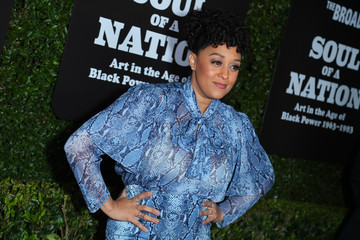 Tia Mowry The Broad Hosts West Coast Debut Of 'Soul Of A Nation: Art In the Age Of Black Power 1963-1983'