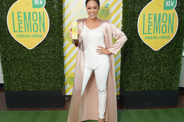 Tia Mowry LEMON LEMON Celebrates Global Launch With Picnic Time Off in NYC