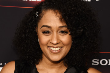 Tia Mowry Sony Crackle's 'The Oath' Season 2 Exclusive Screening Event - Arrivals