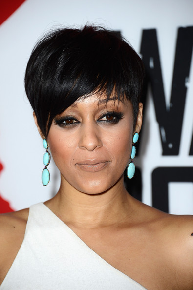 "Tia Mowry - Premiere Of Summit Entertainment's ""Warm Bodies"" - Arrivals"