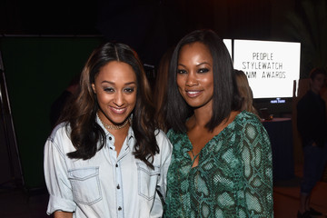 Tia Mowry Inside the People StyleWatch Denim Event