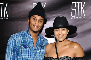 Tia Mowry STK Los Angeles 2016 Anniversary Party