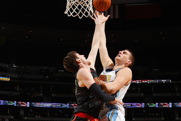 Tiago Splitter Atlanta Hawks v Denver Nuggets
