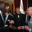 Tidjane Thiam The Global Investment Conference Hosts a Reception