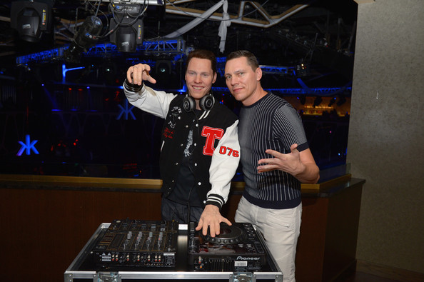 Tiesto Photos Photos - World Renowned DJ Tiesto Celebrates