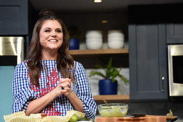 Tiffani Thiessen Food Network & Cooking Channel New York City Wine & Food Festival Presented by Coca-Cola