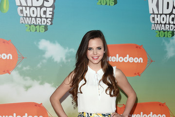 Tiffany Alvord Nickelodeon's 2016 Kids' Choice Awards - Arrivals