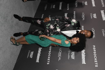 Tiffany Boone Entertainment Weekly Pre-SAG Party - Arrivals