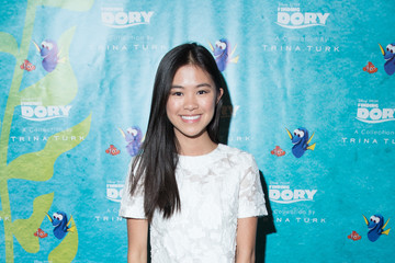 Tiffany Espensen 'Finding Dory' Collection by Trina Turk Event