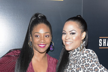 Tiffany Haddish Grand Opening Of Shaquille's At L.A. Live