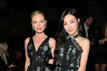 Tiffany Hwang H&M x ERDEM Runway Show & Party - Inside